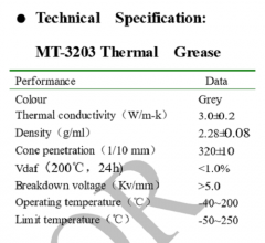 Thermal Grease MT-3203